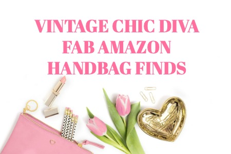 VINTAGE CHIC DIVA FAB AMAZON FINDS