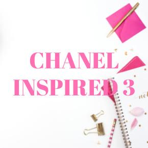 CHANEL INSPIRED 3