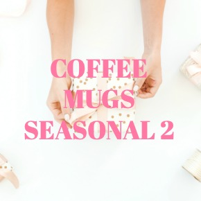 COFFEE MUGS SEASONAL 2