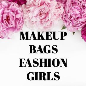 MAKEUP BAGS FASHION GIRLS