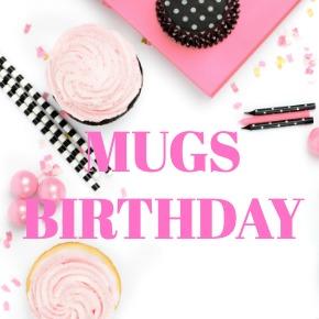 COFFEE MUGS BIRTHDAY