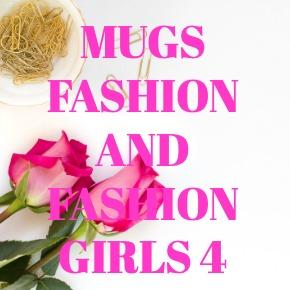 COFFEE MUGS FASHION AND FASHION GIRLS 4