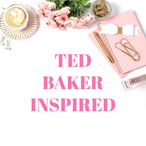 TED BAKER INSPIRED