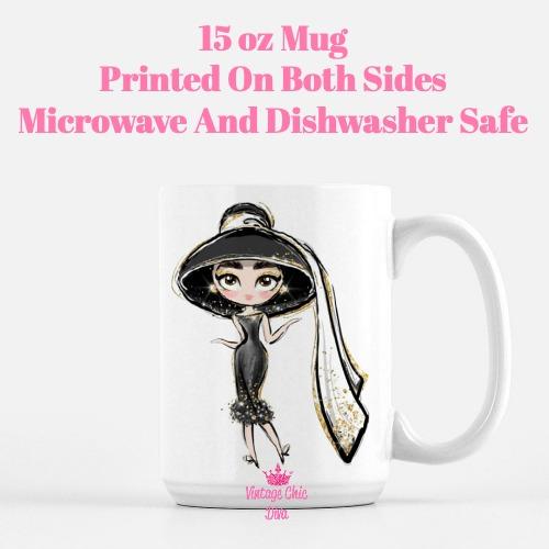 Audrey Doll7 Coffee Mug-