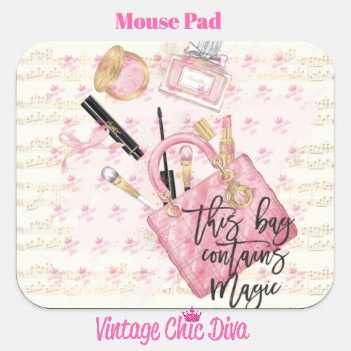 Beauty19 Mouse Pad-