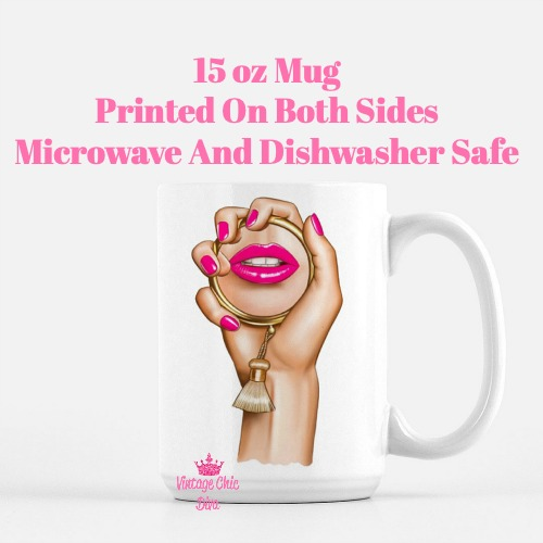 Beauty Products Hand6 Coffee Mug-