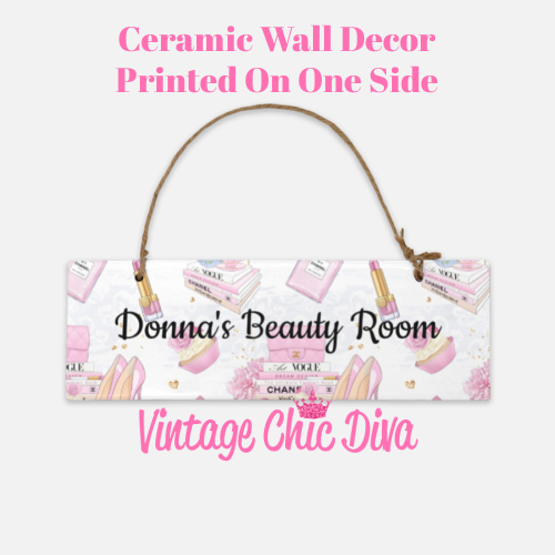 Beauty Room10 Sign-