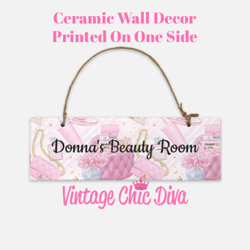 Beauty Room13 Sign-
