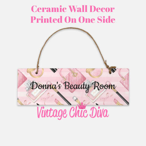 Beauty Room2 Sign-