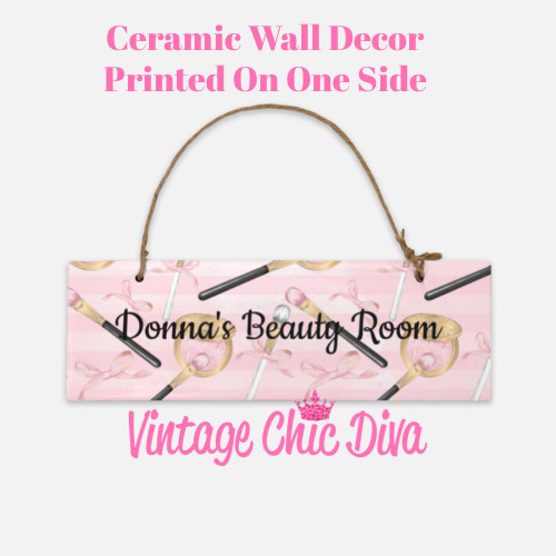 Beauty Room5 Sign-