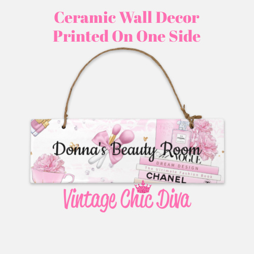 Beauty Room7 Sign-