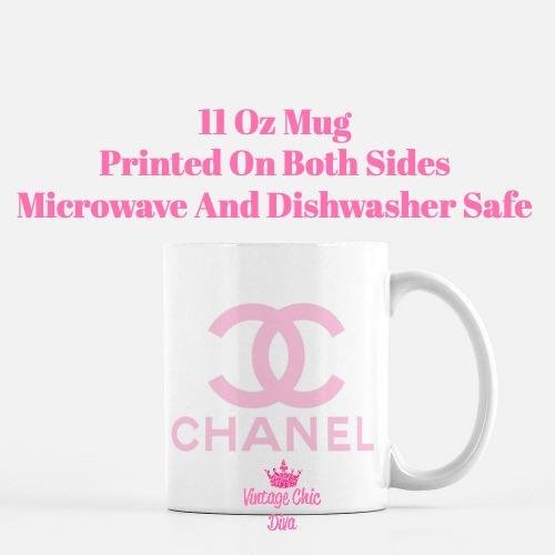Chanel Logo6 Coffee Mug-