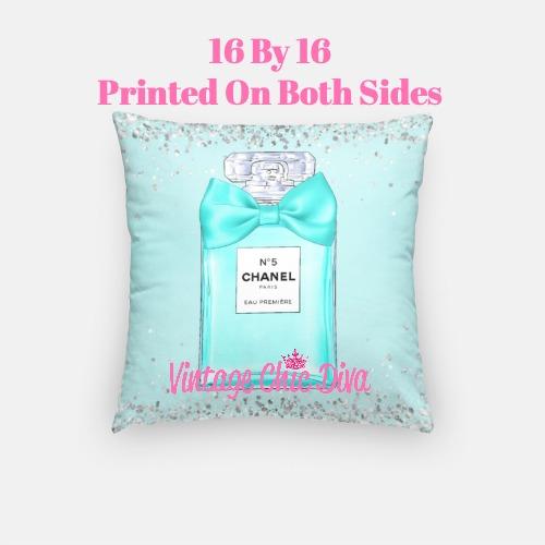 Chanel Perfume1 Pillow Case-