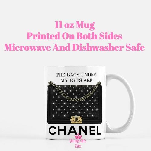 Chanel Purse1 Coffee Mug-