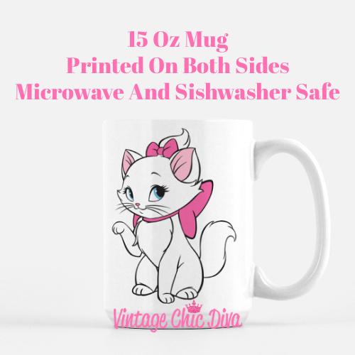 Marie4 Coffee Mug-