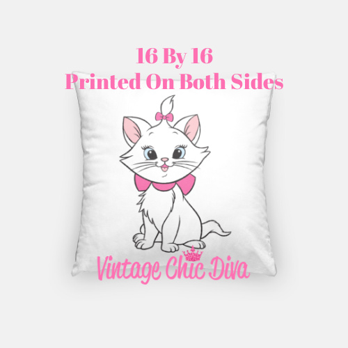 Marie9 Pillow Case-