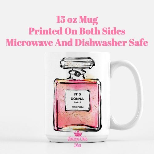 Perfume5 Coffee Mug-