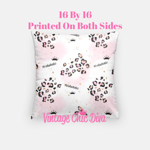 Pinkaholic16 Pillow Case-