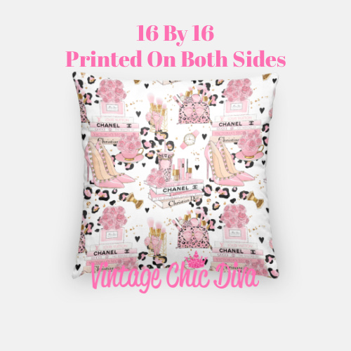 Pinkaholic1 Pillow Case-