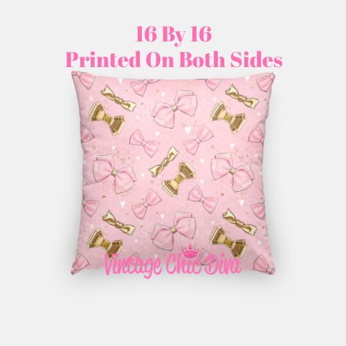 Pinkaholic21 Pillow Case-