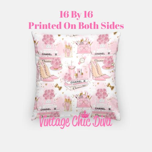 Pinkaholic2 Pillow Case-