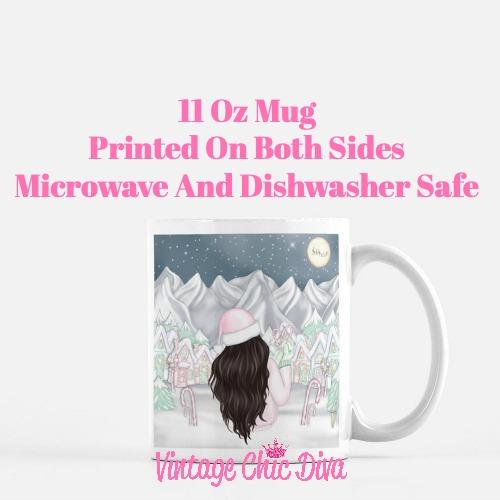 Snow Girl10 Coffee Mug-