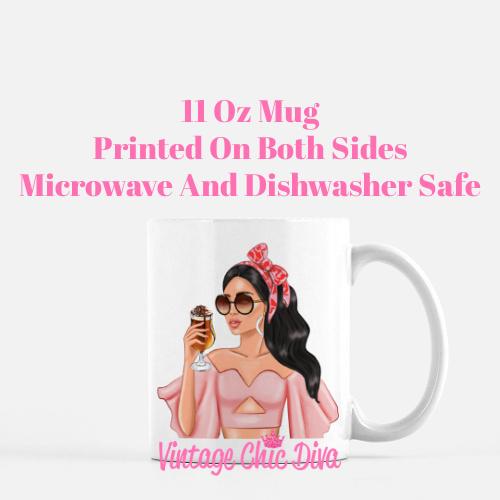 Summer Girls21 Coffee Mug-