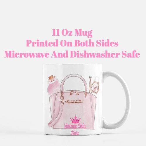 Ted Baker Handbag Set1 Coffee Mug-