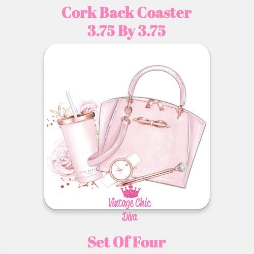 Ted Baker Handbag Set2 Coaster-