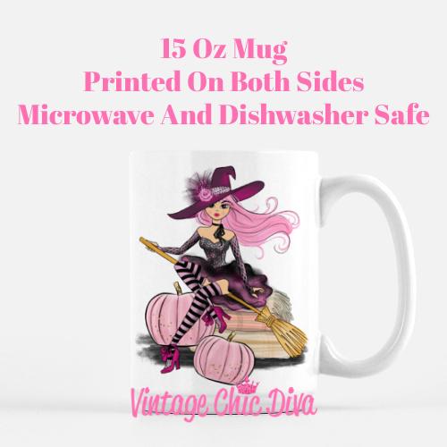 Witch Set11 Coffee Mug-