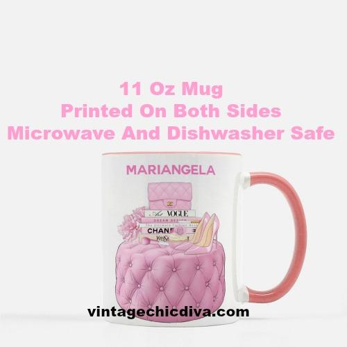 Custom Coffee Mug Mariangela-