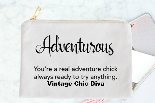 Adventurous White-