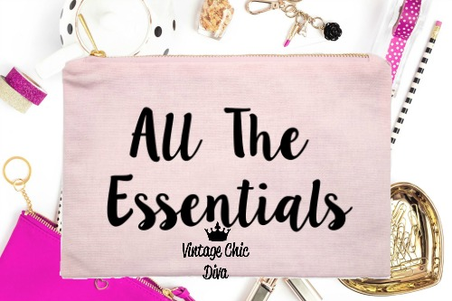 All The Essentials Pink-
