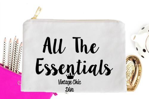 All The Essentials White-