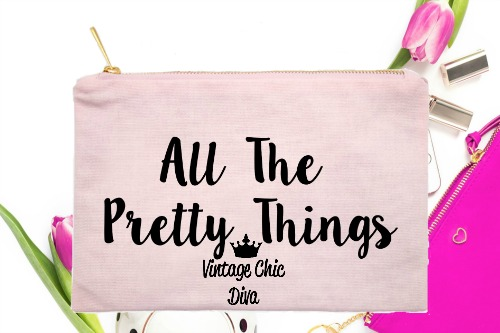 All The Pretty Things Pink-