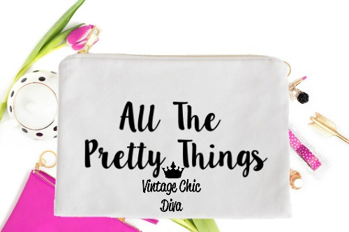 All The Pretty Things White-