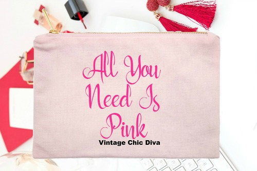 All You Need Is Pink Pink-