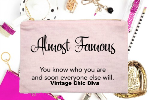 Almost Famous Pink-
