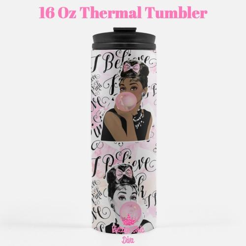 Audrey13 Tumbler-