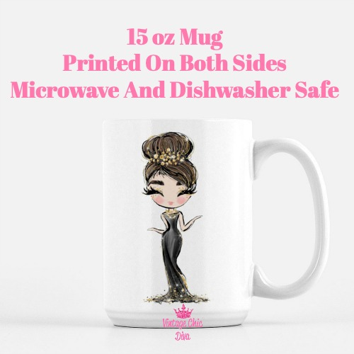 Audrey Doll1 Coffee Mug-