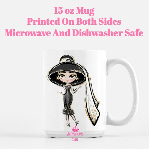 Audrey Doll7 Coffee Mug-
