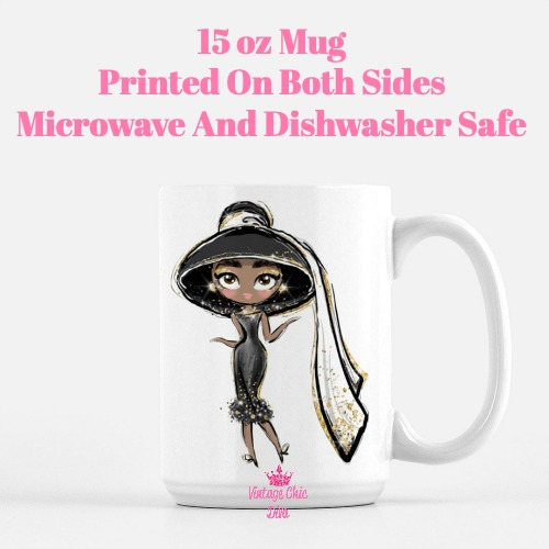 Audrey Doll8 Coffee Mug-