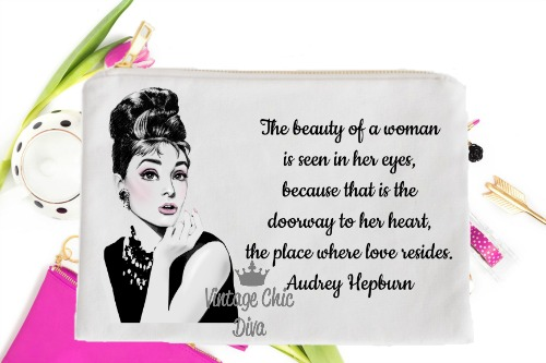 Audrey Hepburn Quote2 White-