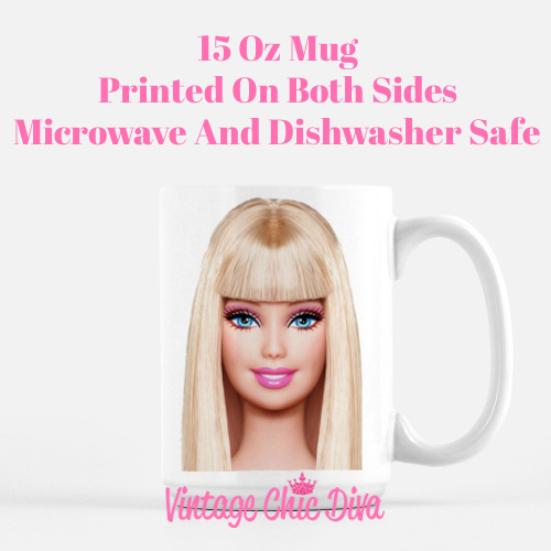 Barbie6 Coffee Mug-