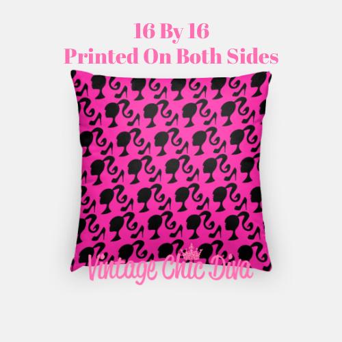 Barbie8 Pillow Case-