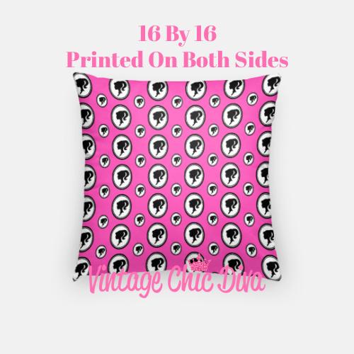 Barbie9 Pillow Case-