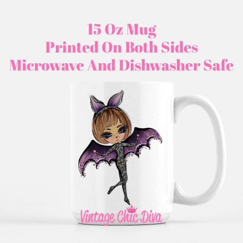 Batgirl1 Coffee Mug-