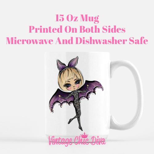 Batgirl2 Coffee Mug-