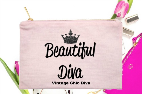 Beautiful Diva Black Pink-