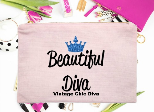 Beautiful Diva Blue Pink-